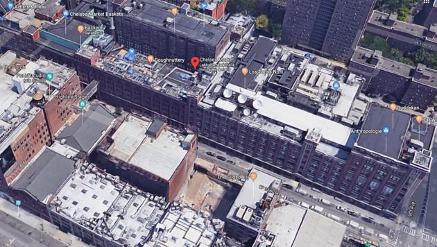 Google zahlt Rekordpreis für Immobilie in New York | krone.at