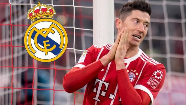 (Bild: APA/dpa/Sven Hoppe, Real Madrid)