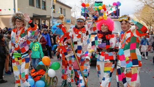 In vielen Kärntner Gemeinden geht es heuer für die Narren schon am 10. November los. (Bild: Uta Rojsek-Wiedergut )