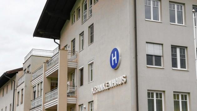 Krankenhaus Mittersill (Bild: GERHARD SCHIEL)