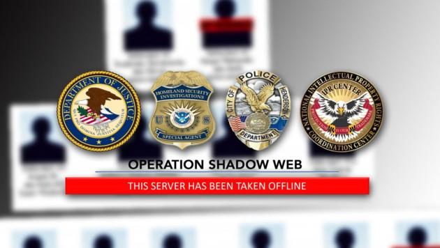 US-Justiz sprengt Ring von Cyberkriminellen