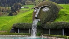 Mehrere Angestellte des Kristallkonzerns in Wattens in Tirol hielten sich kürzlich beruflich auf einer Messe in Mailand auf und klagten nach ihrer Rückkehr über entsprechende Symptome. (Bild: Christof Birbaumer/Kronen Zeitung)