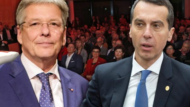 (Bild: AP, Wolfgang Jannach, APA, krone.at-Grafik)
