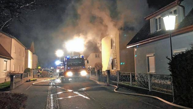 (Bild: Feuerwehr Mauer-Öhling)