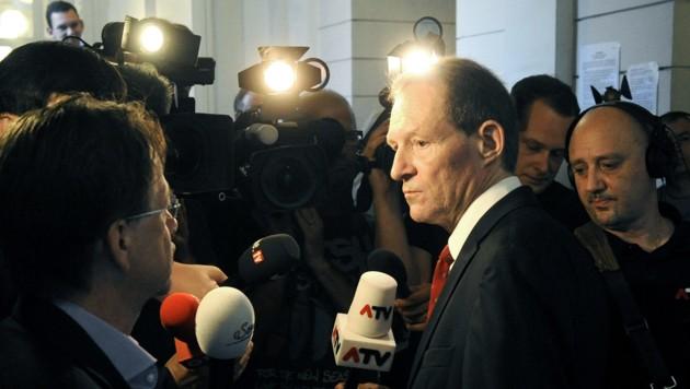 Wolfgang Blaschitz ist der Anwalt des verurteilten Heurigenwirts.