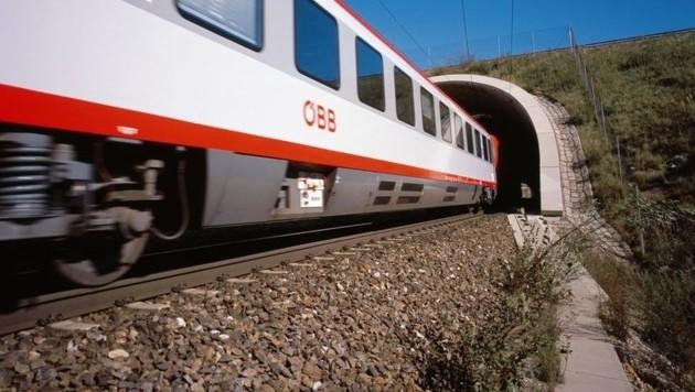 Am Christtag war der erkrankte Fahrgast nach Graz unterwegs. (Symbolbild)
