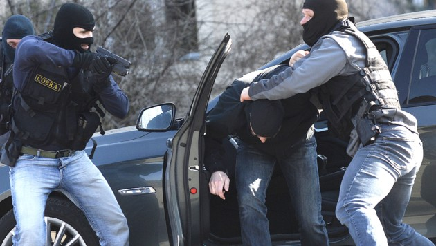 Terrorgefahr in Ö: 13.02.2018 06:00 Spezialeinheit Cobra geht selbst auf Patrouille