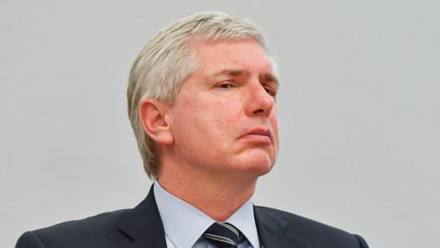 Erhard Prugger (Abteilungsleiter Sozial- und Rechtspolitik der WKOOE) (Bild: © Harald Dostal / 2017)