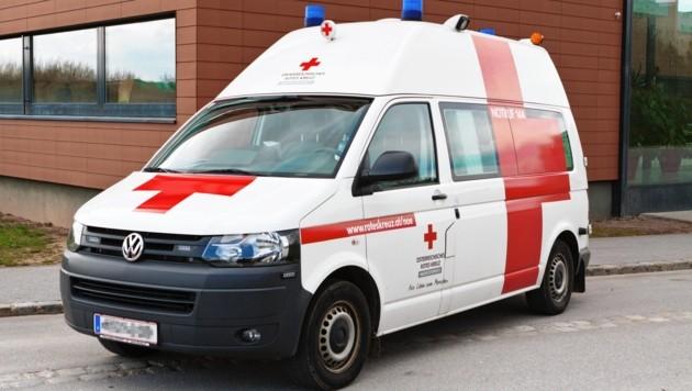 (Bild: Österreichisches Rotes Kreuz (ÖRK) / LV NÖ / Stefan Gahr)