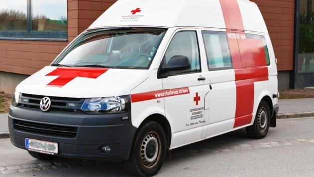 (Bild: Österreichisches Rotes Kreuz /LV NÖ/Stefan Gahr)