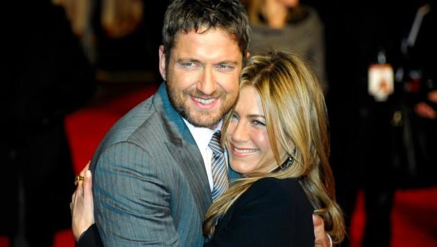 """Jennifer Aniston und Gerard Butler bei der Premiere ihres gemeinsam Films """"Der Kautions-Cop"""""""