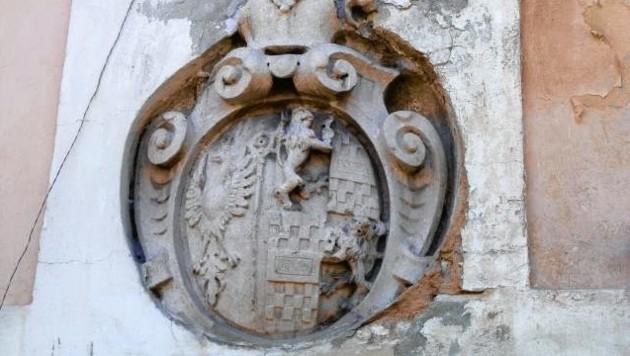 Das gestohlene Wappen stammt vermutlich aus den Anfängen des 17. Jahrhunderts. (Bild: GNU Free Documentation License)