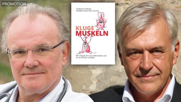 Die Autoren Andreas Stippler und Norbert Regitnig-Tillian