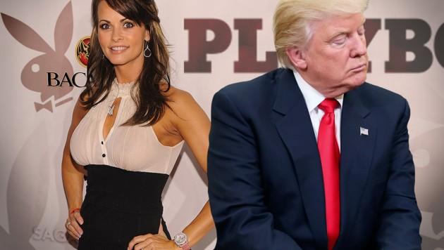 """Auch """"Playboy""""-Model gibt nun Affäre mit Trump zu"""