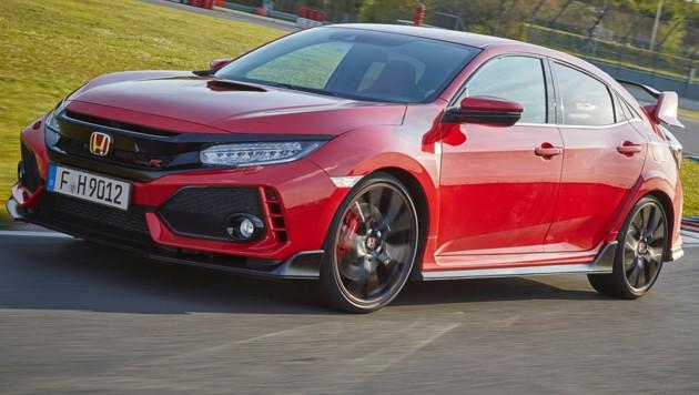 Honda Civic Type R (Bild: Hersteller)