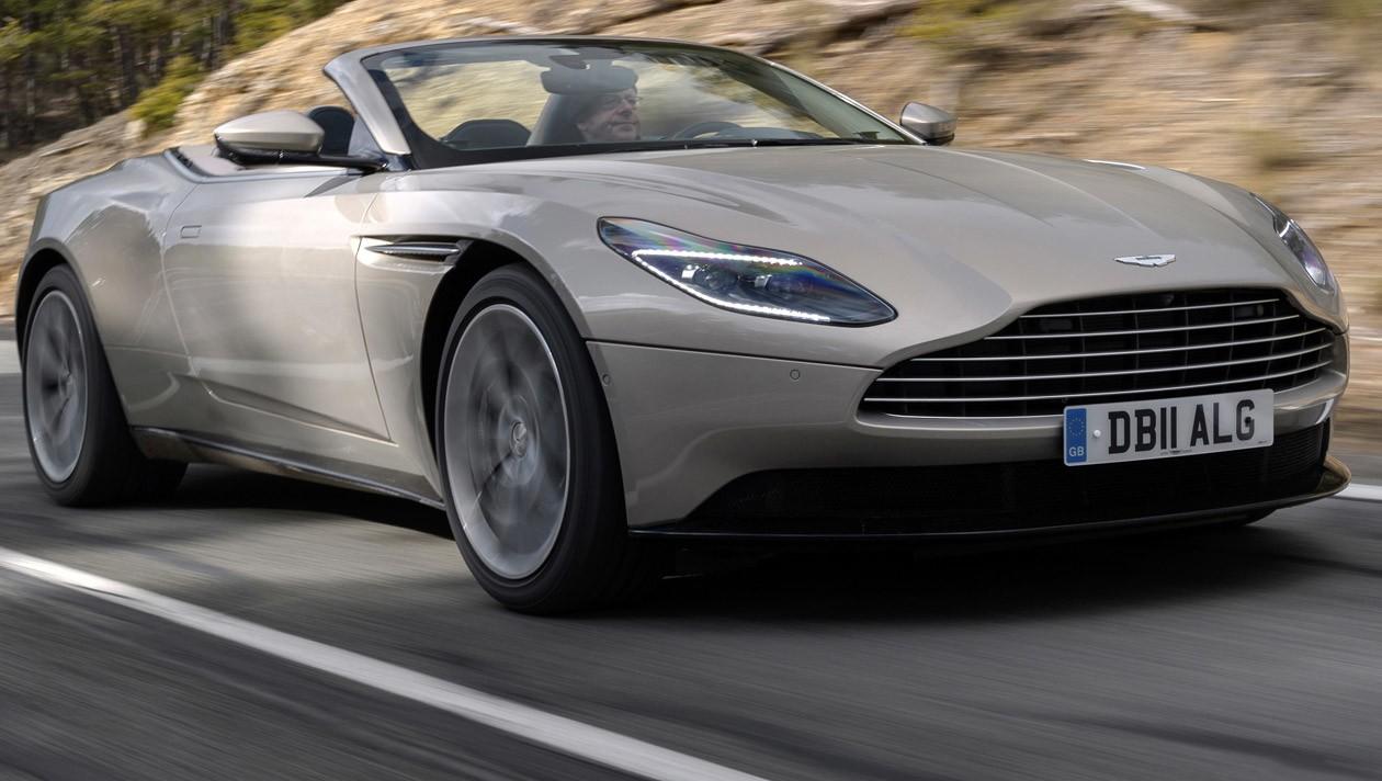 Aston Martin DB11 Volante: Offener PS Adel | krone.at