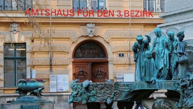 Im Amtshaus im 3. Bezirk wurde Karl Habsburg einvernommen.