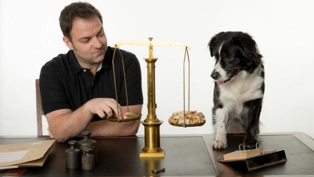 Martin Rütter als Anwalt der Hunde (Bild: Guido Engels Photographie)