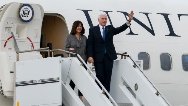Nordkorea lässt Treffen mit Pence platzen