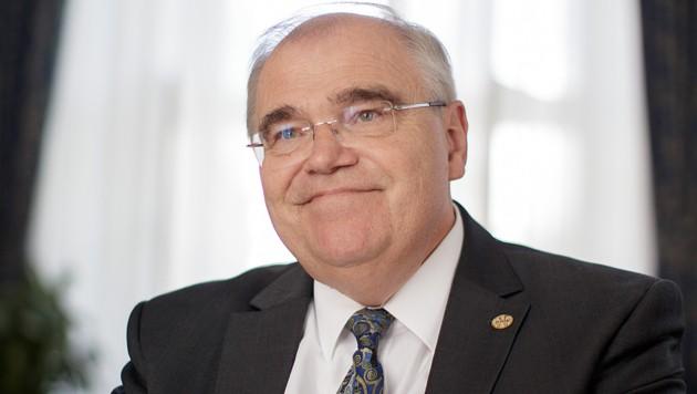 Ex-Minister Wolfgang Brandstetter ist derzeit als Verfassungsrichter tätigt. (Bild: APA/GEORG HOCHMUTH)