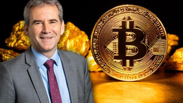 So will unser Finanzminister den Bitcoin bändigen