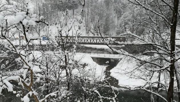 Brücke über den Mursangergraben in Salzburg (Bild: ÖBB/Rettenbacher)