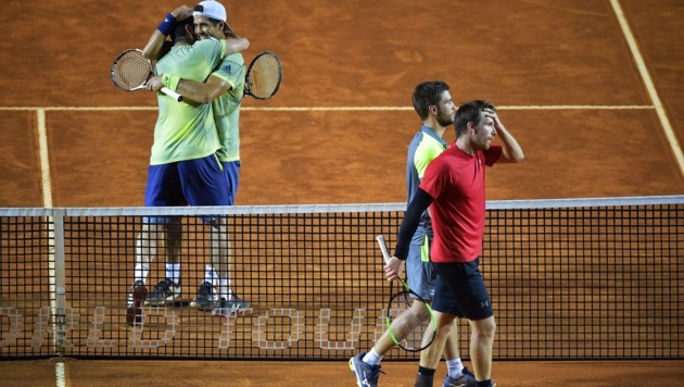 (Bild: APA/AFP/Carl DE SOUZA)