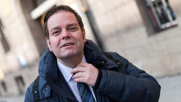 Rechtsanwalt und FP-Parteichef Markus Abwerzger (Bild: APA/EXPA/Jakob Gruber)