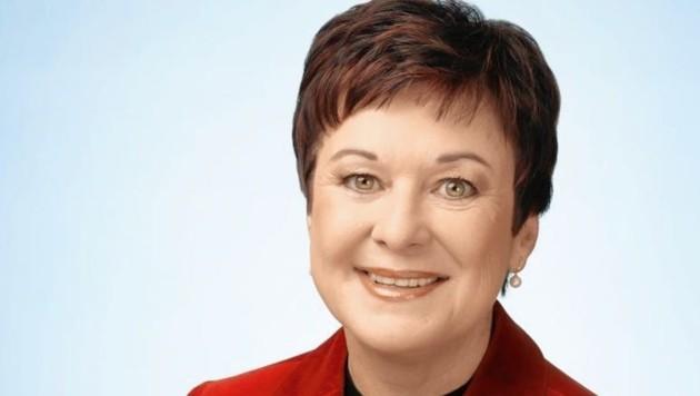 SPÖ-Bundesrätin Susanne Kurz