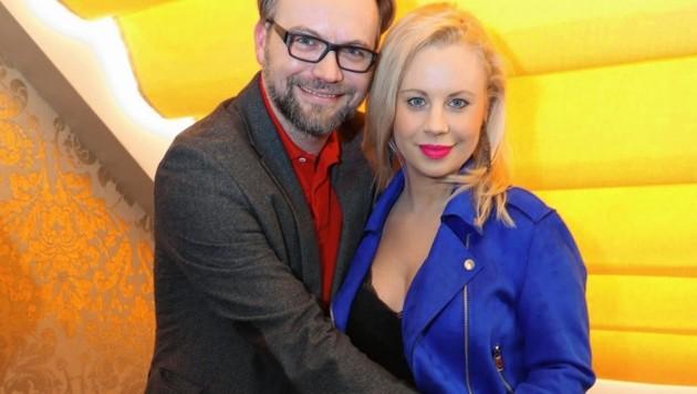Werden wieder Eltern: Katharina Straßer und Thomas Stipsits (Bild: Starpix/ Alexander TUMA)
