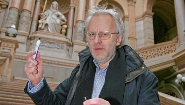 Helmut Seethaler (Bild: Gerhard Bartel)