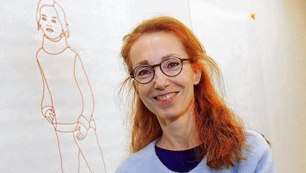 Künstlerin Anneliese Kaar