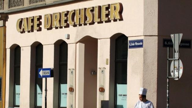 Das Wiener Traditionscafé Drechlser (Bild: APA/Robert Jaeger)