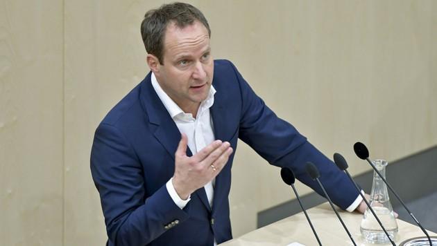 Matthias Strolz hat einen Bekanntheitsgrad von 95 Prozent. 45 Prozent finden ihn sympathisch, 23 Prozent unsympathisch.