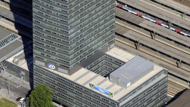 Der Linzer Terminal Tower