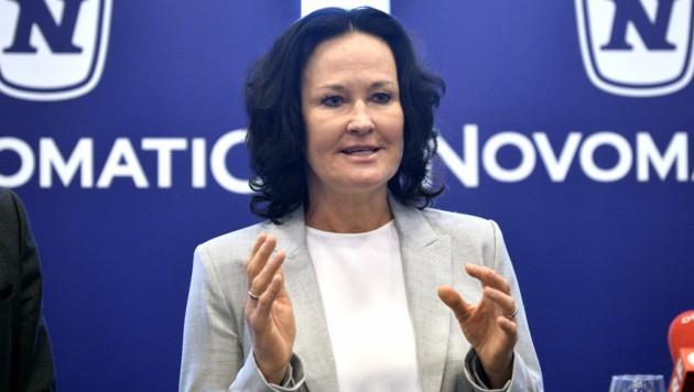 Eva Glawischnig (Bild: APA/Herbert Pfarrhofer)