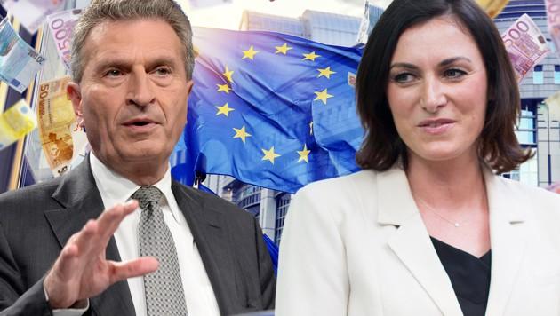 """""""Fantasielos"""": Österreich schmettert EU-Budget ab"""