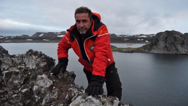 Sturz von Schiff: Offizier in Antarktis gestorben
