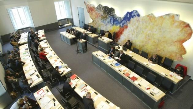 Der Kärntner Landtag