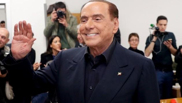 Silvio Berlusconi (Bild: AP)