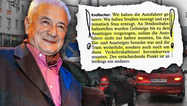 "Verkehrsplaner: ""Wien erzeugt bewusst Stau"""