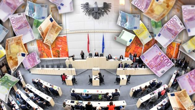 (Bild: APA/Roland Schlager, thinkstockphotos.de, krone.at-Grafik)