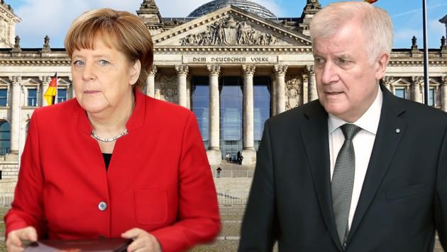 """Medien zitieren Merkel: """"Die wollen mich weghaben"""""""