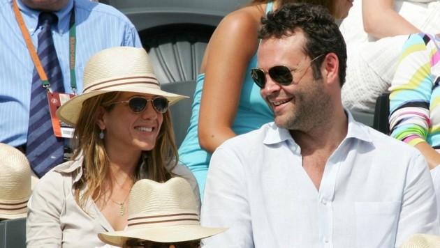 Jennifer Aniston und Vince Vaughn