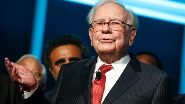US-Multimilliardär Warren Buffett