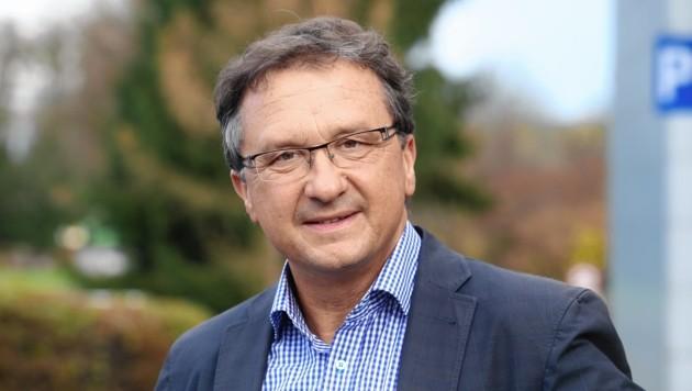 Der Murecker Bürgermeister Anton Vukan (Bild: Sepp Pail)