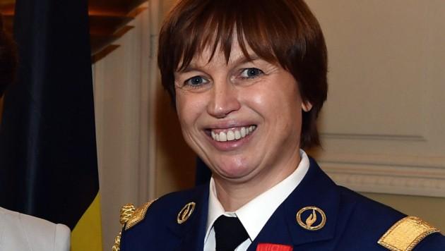 Belgierin als erste Frau an der Spitze von Europol