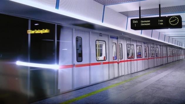 Erstes Großes Update Für Wiener Linien App Kroneat