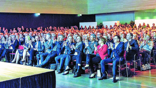 BundeslehrerInnen-Tag im Oberbank-Donauforum in Linz