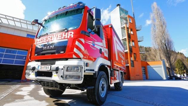 Die Freiwillige Feuerwehr Bischofshofen